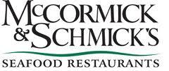 Mccormick & Schmick's Survey