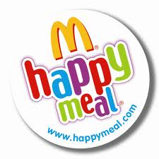 happy meal signup