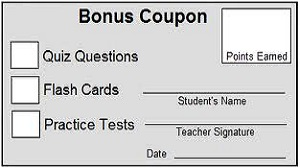 Bonus Coupon