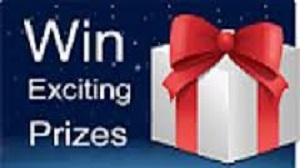 Win Exciting Prizes