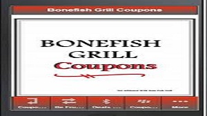 Bonefish Coupon