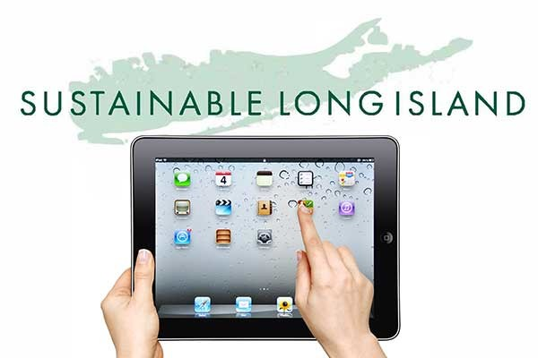 Long Island Survey Win iPad